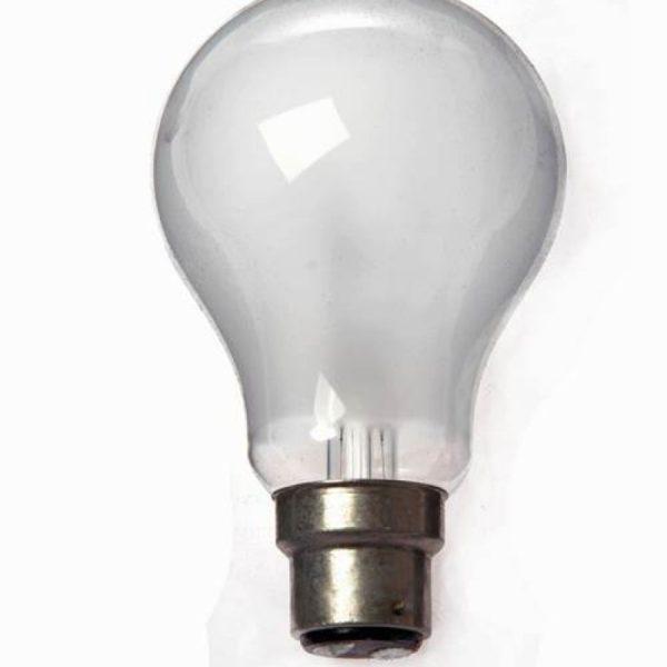 B22d lamp