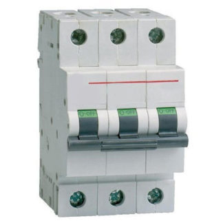 3Pole circuit breaker