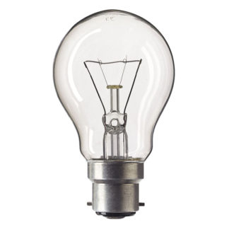 Rough service bulb B22d