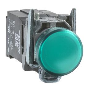 XB4BV33 pilot light unit