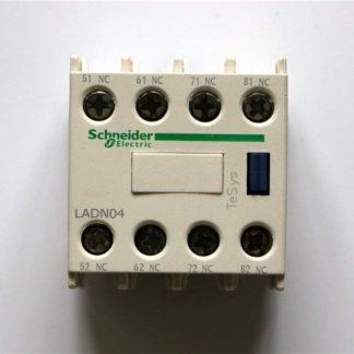 Tesys D contact block