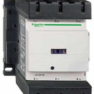 Telemecanique controls gear
